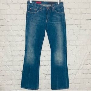 AG Adriano Goldschmied angel bootcut jeans
